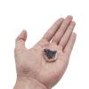 Amethyst Druze Pendant Silver Colour - Crystal Dreams